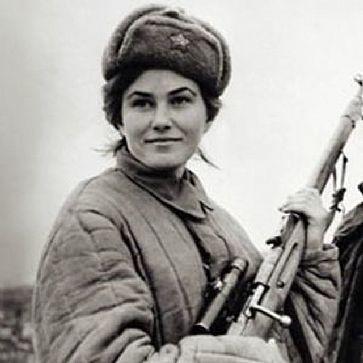 ha 75 anos sniper ucraniana venceu o machismo e o nazismo na 2 guerra mundial 4189 f1