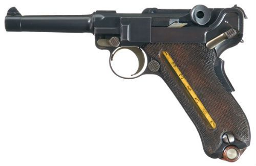 Luger 17 American Eagle com Cartridge Counter