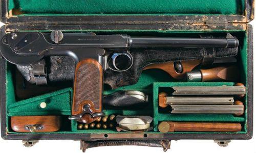 Luger 3 Conjuntos como esse acima valem e são arrematados em leilões nos USA