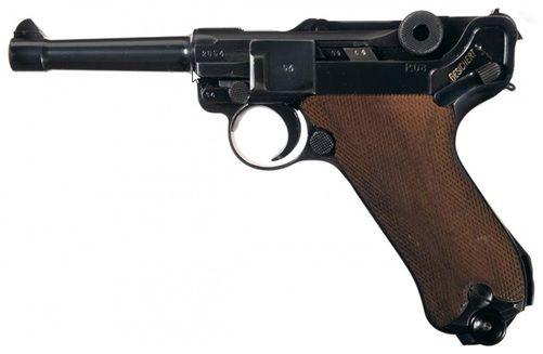 28. Pistola P