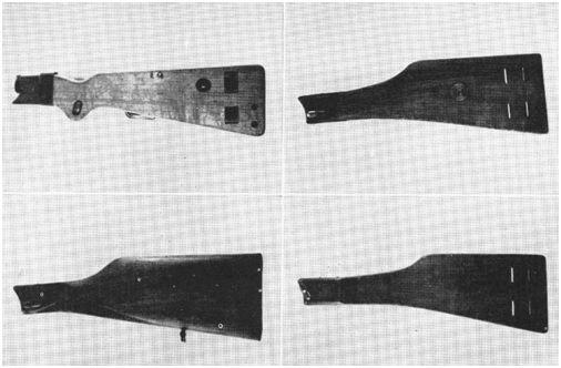 32. coronhas para pistola Borchardt Luger Naval Carabina e coronha para pistola