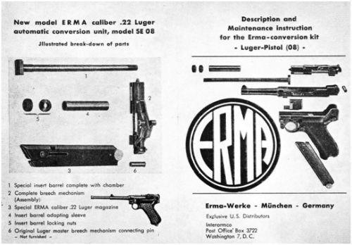 36. Material promocional da década de 50