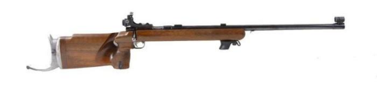 6 Carabina de competição ASchutz Mod 54