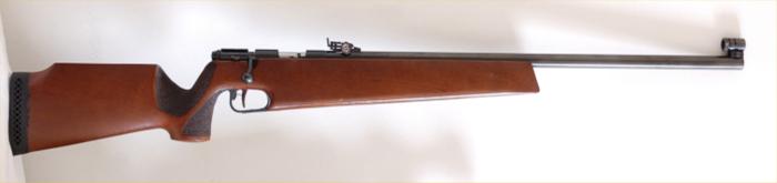 8 carabina CBC modelo Impala Match 322