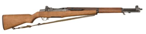 01. US Rifle.30 M1 Garand