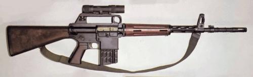 03. fuzil AR 10
