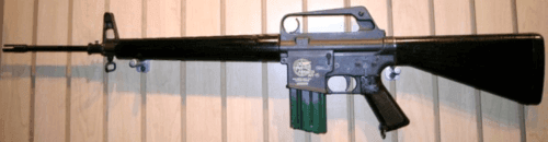 04. versões do AR 15