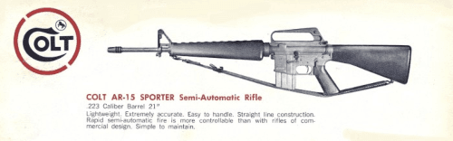 06. AR 15 Sportster